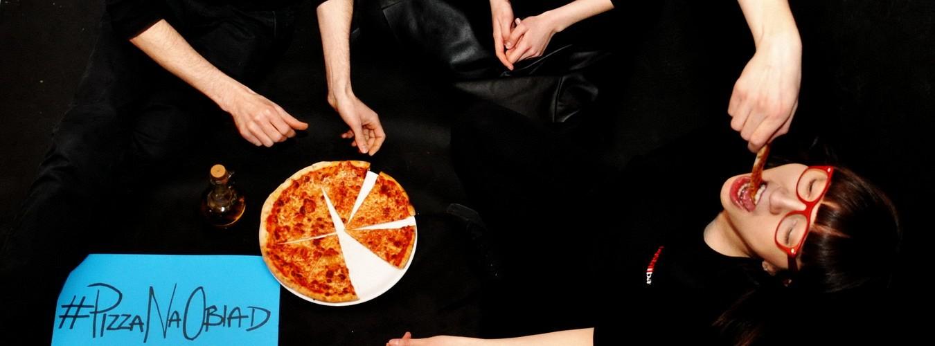 Lunch za 15 minut, albo za darmo! Teraz także z pizzą...